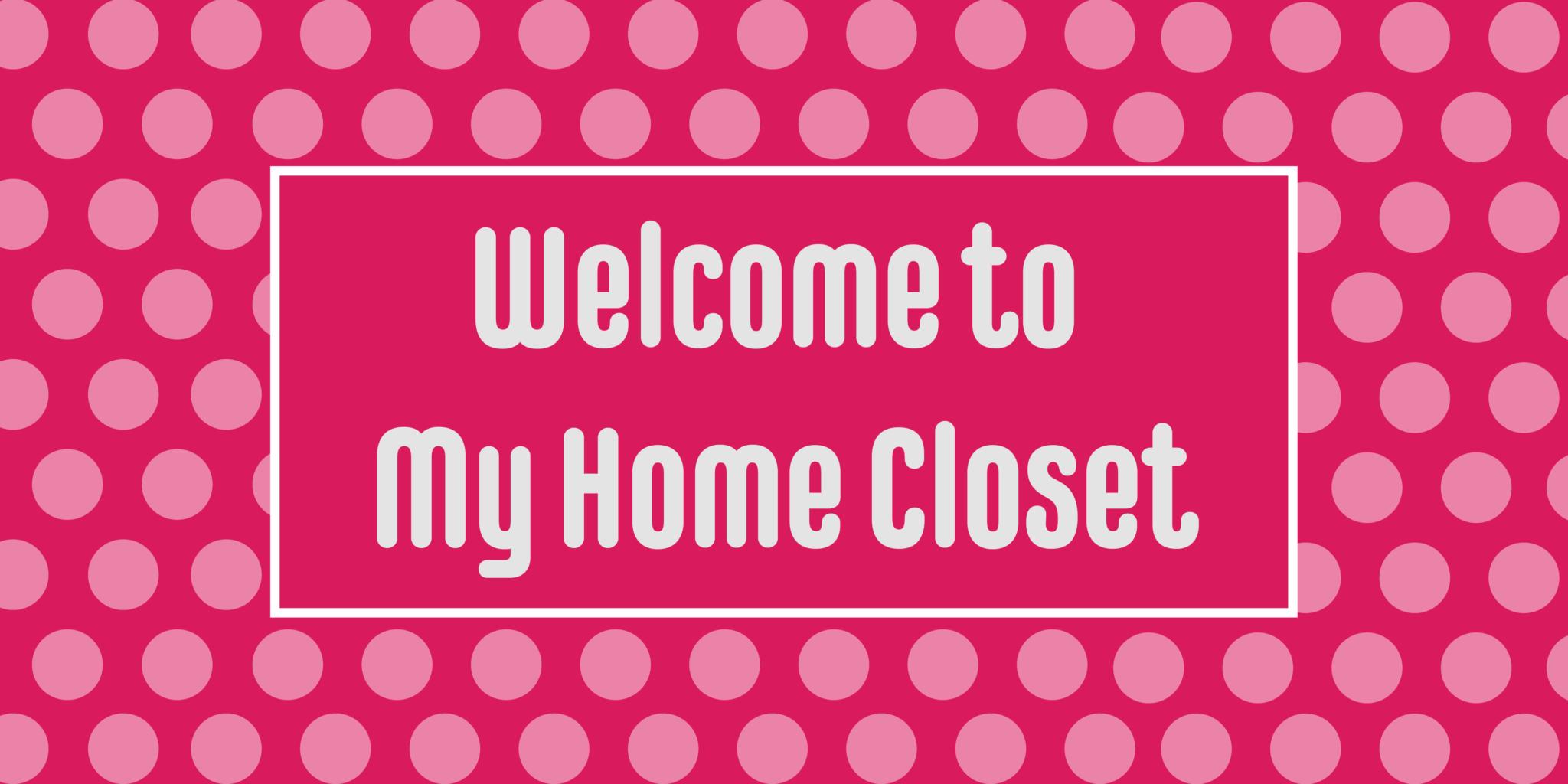 my home closet logo