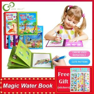 magic water book for kids