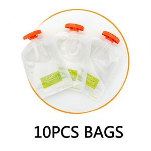baby feeding containers