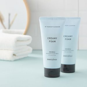innisfree My Makeup Cleanser Creamy Foam