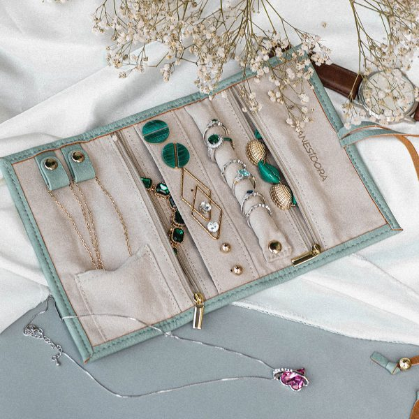 Alameda Anesidora Jewellery Case