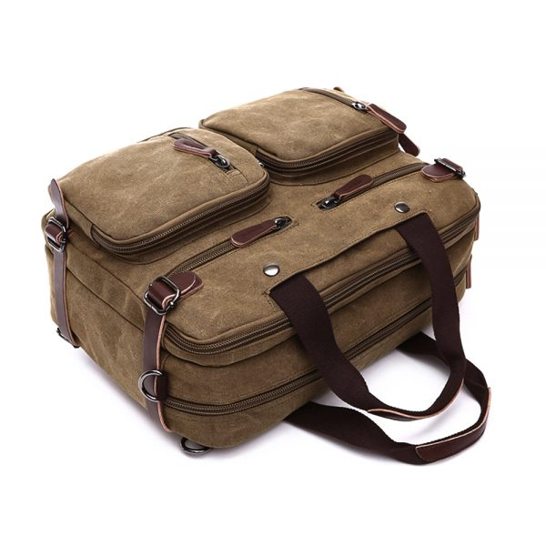 SB-Convertible Laptop Travel Backpack