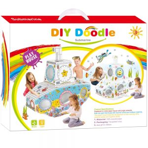 Eazy Kids DIY Doodle Coloring with Music and Light