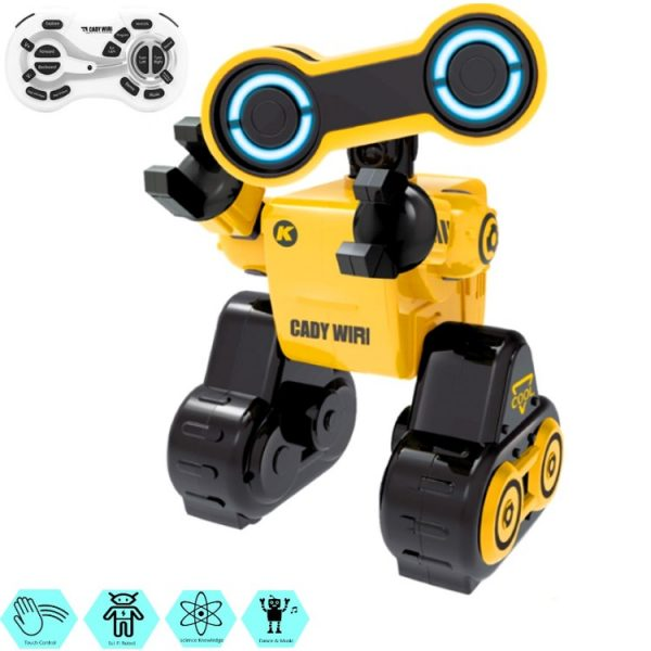 Eazy Kids Interactive Sci-Fi Robot Cady Wiri