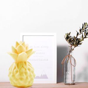 Eazy Kids - Pineapple Lamp Light - Yellow