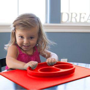 Eazy Kids Plate Oval