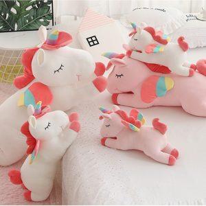 Eazy Kids Unicorn Pillow
