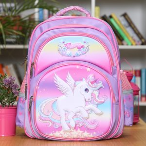 Eazy Kids Unicorn Snack Box - World