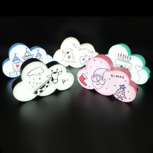 Little Story Heart LED Light Box