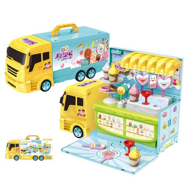 Little Story Ice-Cream Truck Shop