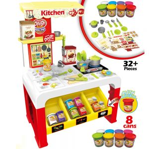 Little Story Play-Dough Activity Table