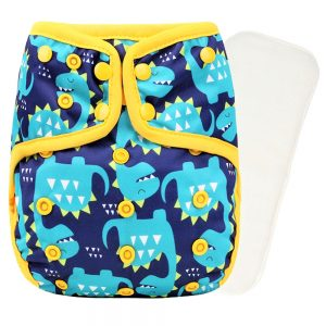 Little Story - Reusable Diaper with Insert