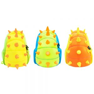 Nohoo Jungle Backpack-Spiky Dinosaur