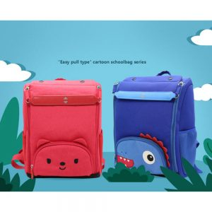 Nohoo Jungle School Bag