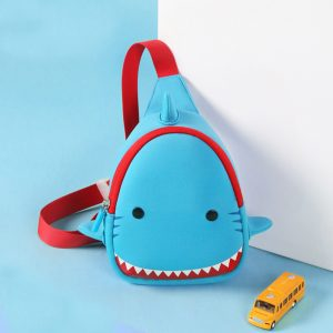 Nohoo Ocean Chest Bag-Shark