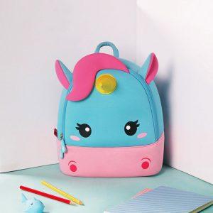 Nohoo WoW Backpack XL-Unicorn