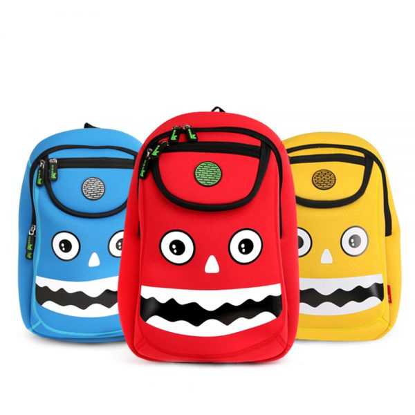 Nohoo WoW School Bag-Monster