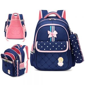 SB NEO Kids School Backpack with Pencil Case