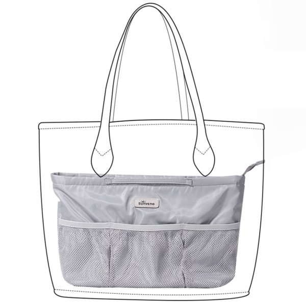 Sunveno Bag In Bag Insert Organizer - Grey