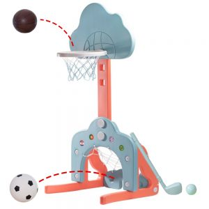 Sunveno Basketball / Football Soccer and Golf Set
