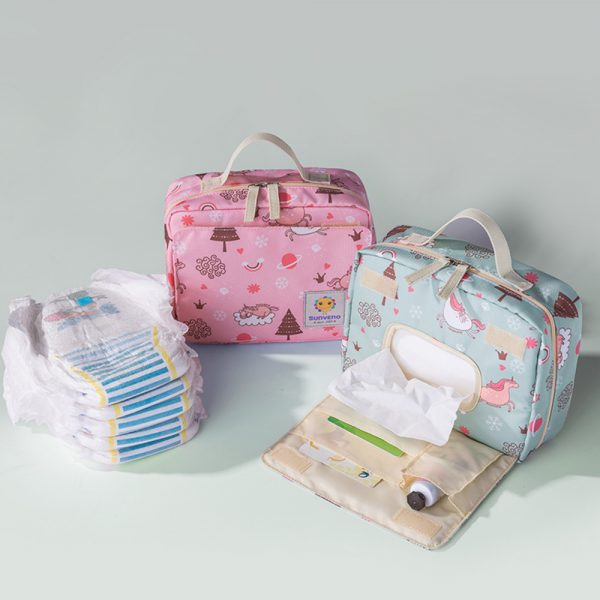 Sunveno Diaper Changing Clutch Kit