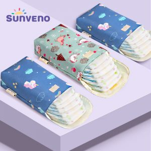 Sunveno Diaper Organizer Wet/Dry Bag