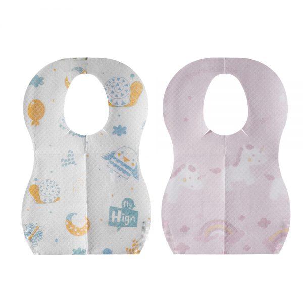 Sunveno Disposable Baby Bibs - 20 pcs
