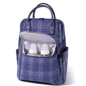 Sunveno - Elite Diaper Bag -?Blue