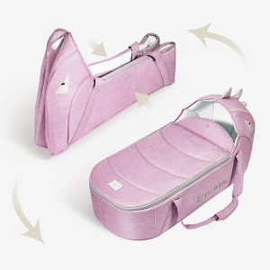 Sunveno Foldable Travel Carry Cot