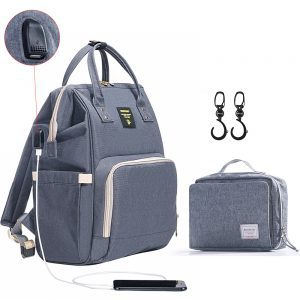Sunveno Mamma Diaper Bag Kit