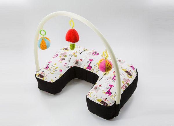 Sunveno Nursing & Baby Sofa- Organic Cotton - Zoo