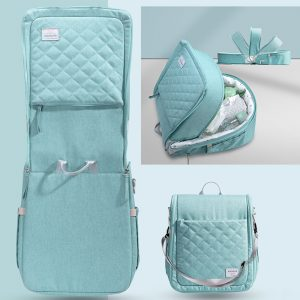 Sunveno Portable Baby Bed & bag