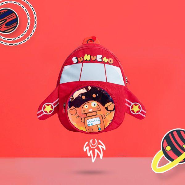 Sunveno Rocket Backpack - Red
