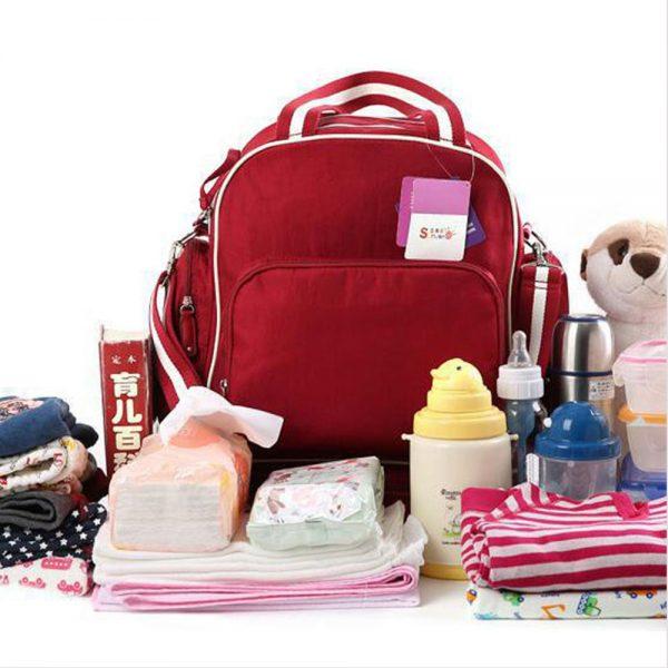 Sunveno Signature Maternity Diaper Bag