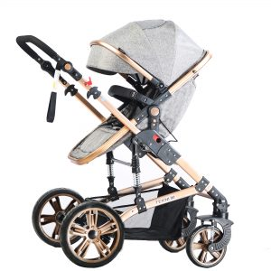 Teknum 3 in 1 Pram stroller