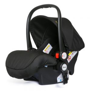 Teknum Infant Car Seat- Story-Black (0-12 Months)