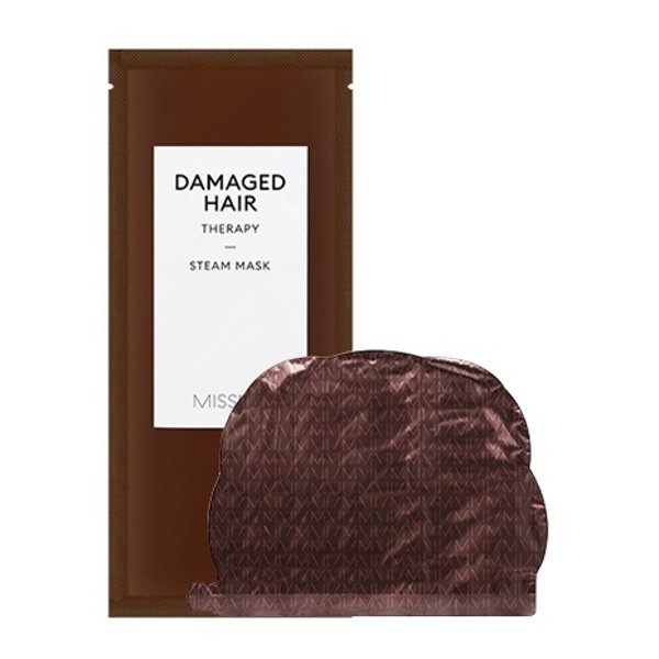 Missha Damaged Hair Therapy Steam Mask - 45g