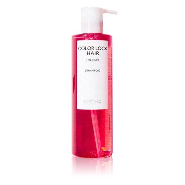 Mishha Color Lock Hair Therapy Shampoo - 400ml