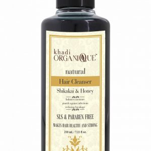 Shikikai & Honey Hair Cleanser - 210ml