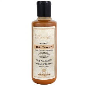 Henna Tulsi Extra Conditioning Hair Cleanser - 210ml