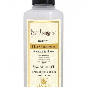 Shikakai & Honey Hair Conditioner - 210ml