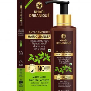 Anti-Dandruff Hair Cleanser with Curry leaf - 200ml