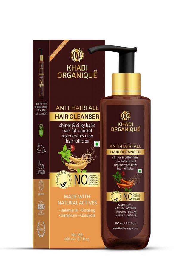 Anti Hair Fall Hair Cleanser - 200ml