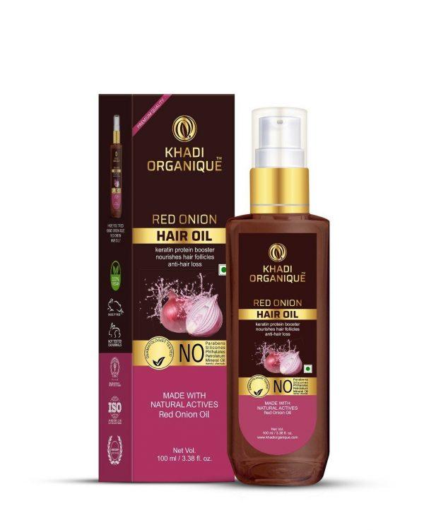 Red Onion Hair Oil - 100ml