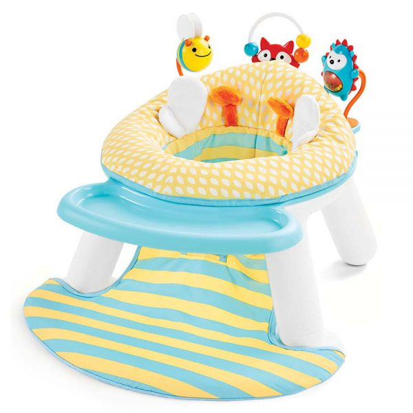 Skip Hop Explore & More 2-in-1 Activity Floor Seat