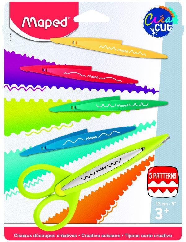 Scissor Creative 1Scissor+4Blades