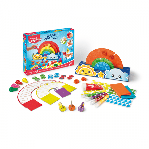 Creativ Early Age Multi activity Rainbow