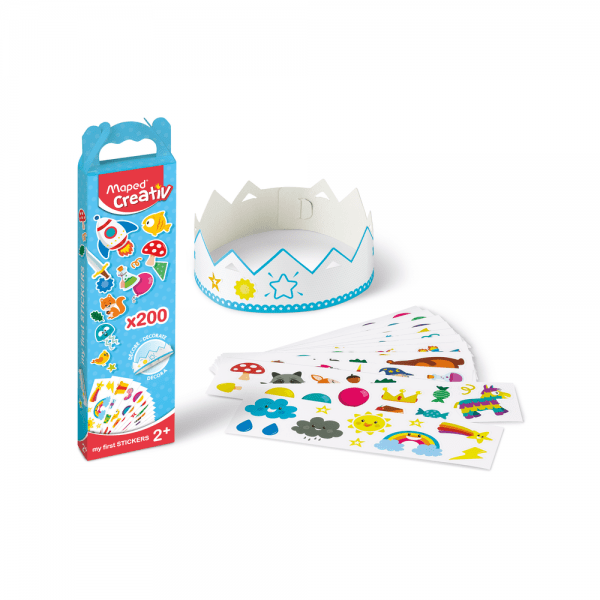 Creativ Early Age Stickers Tool Set