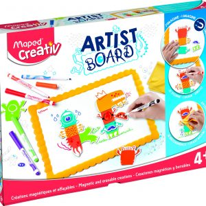 Creativ Artist Board Magnetic Creations