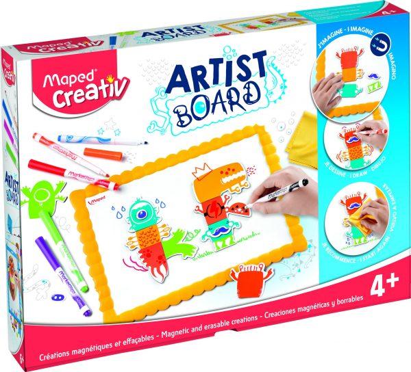 Creativ Artist Board Magnetic Creations